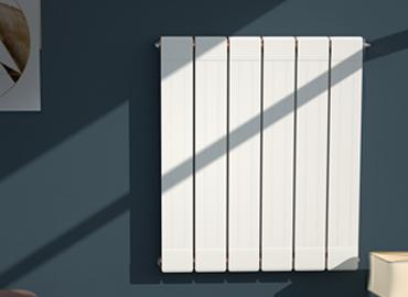 銅鋁復合散熱器水暖DTH8575